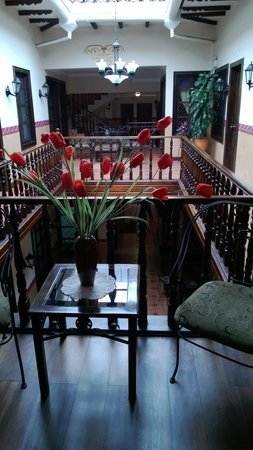 Hotel San Andres : Second Floor