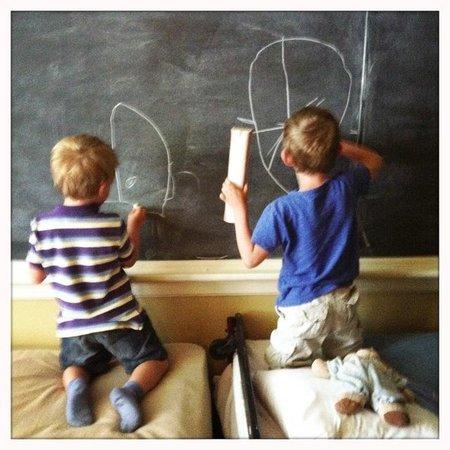 McMenamins Kennedy School: Chalkboard Fun