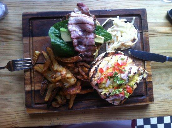 Picture House Bar & Kitchen: Chicken Run