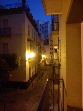 Hotel Madrid de Sevilla: esterno
