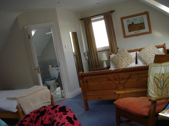 Craglea Lodge: Habitación familiar 1