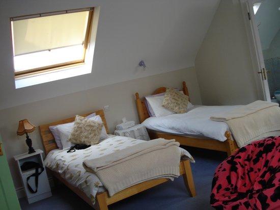 Craglea Lodge: Habitación familiar 2