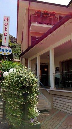 Hotel Erika: Outside
