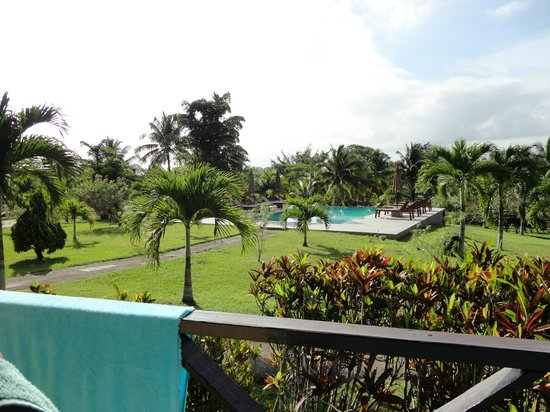 Windy Hill Resort : view from my cabin