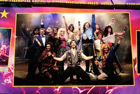 Rock of Ages : The Cast