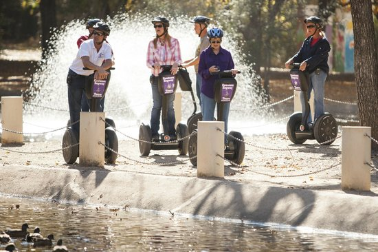 ‪Cowtown Segway Tours‬