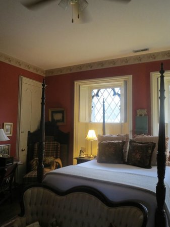 """Inn at Woodhaven: The """"Master Suite"""""""