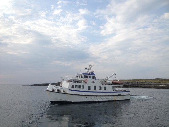 O brien ferries aran islands