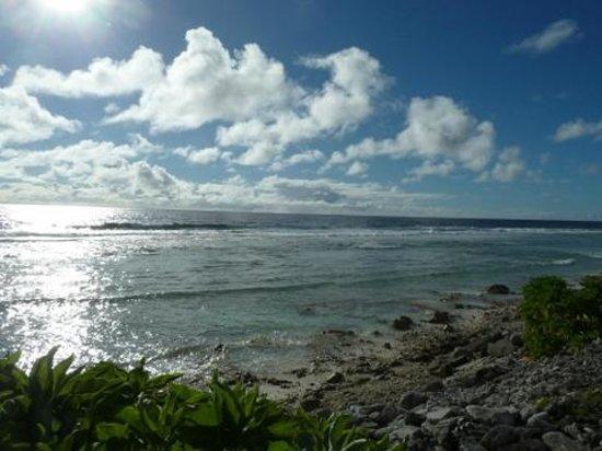 Vahaui Paradis : Vue