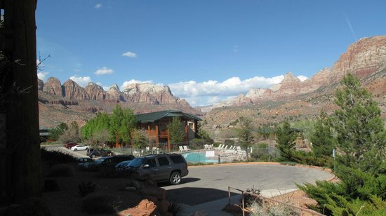 Majestic View Lodge: View