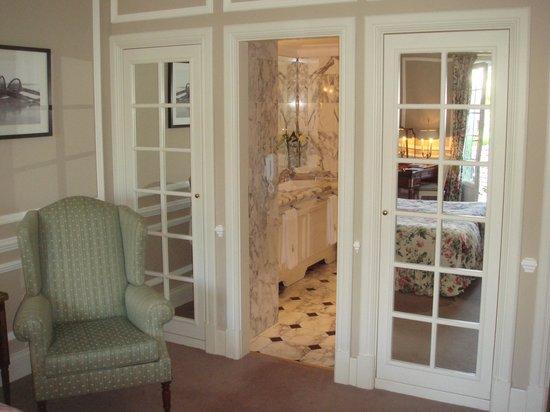 Villa Belrose Hotel: Chambre ´jardin'