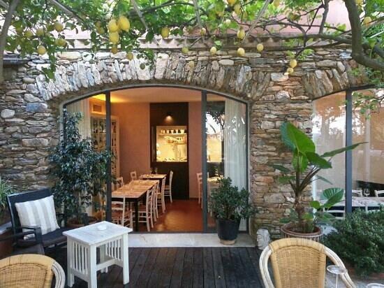 Terrazza - Picture of Ristorante Il Trillo, Massa - TripAdvisor