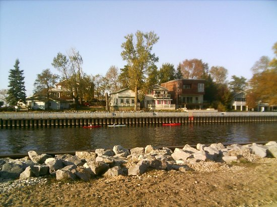 South Haven Lighthouses : Harbour Inlet # 5.