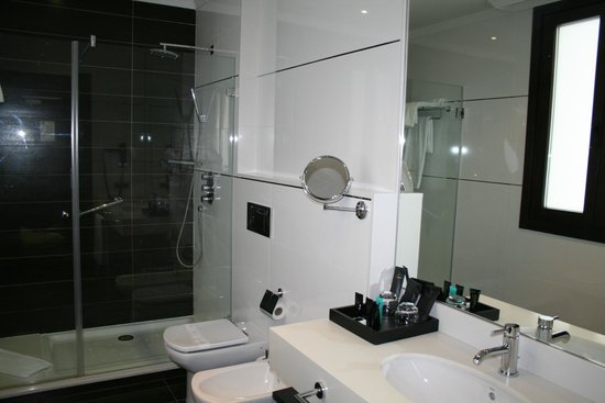 Hotel Boutique Gareus: baño
