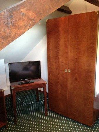 Hotel Le Monte Cristo : room