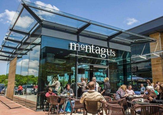 Montagu 39 s english restaurant unit k2 whiteley shopping for Restaurant montaigu