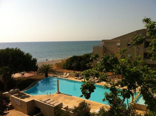 Marina Bianca Hotel: Вид с балкона