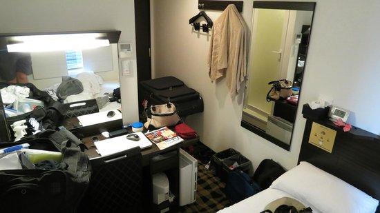 APA Hotel Asakusa Kuramae: Hobbit Den #2