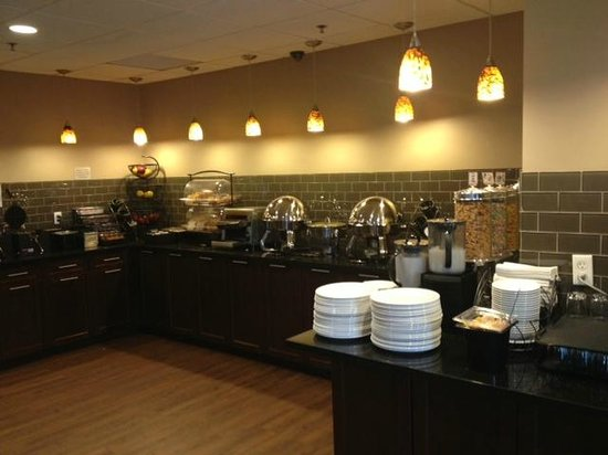 Best Western Blairmore: Breakfast Buffet