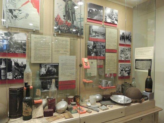Russian Vodka Museum: военная тематика