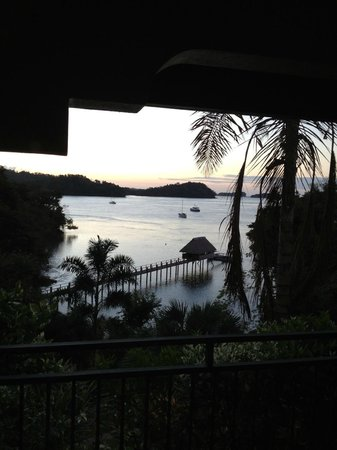 Seagull Cove Resort: Sunrise View from Room