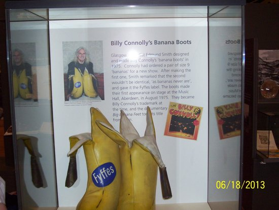 People's Palace and Winter Gardens: Hey Billy!!