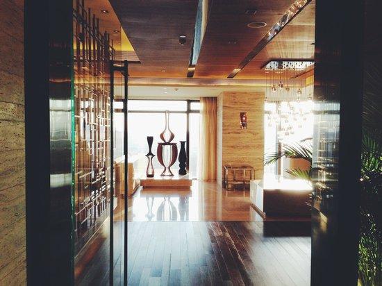 Grand Hyatt Shenyang: GRAND KING - Grand lounge 23rd floor