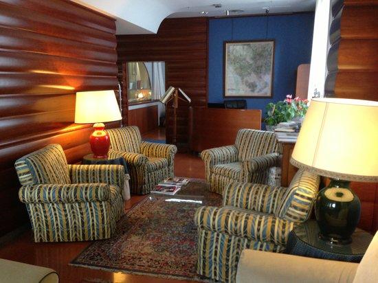 Hotel Ilaria: Lounge