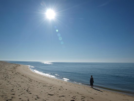 Parque de campismo Orbitur Ilha de Armona: otra playa