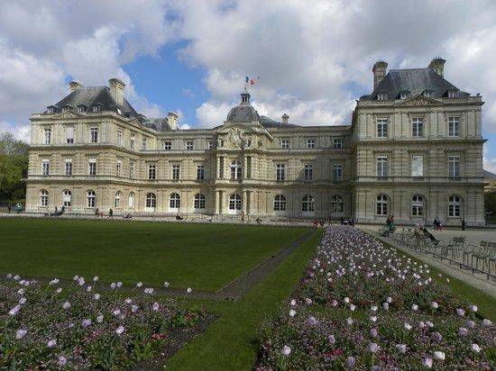 Le Plafond De La Salle Du Livre D 39 Or S Nat Picture Of Luxembourg Palace Paris Tripadvisor