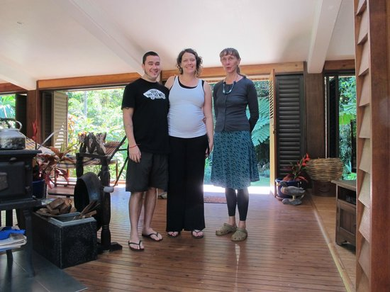 Cow Bay Homestay: Thanks Marion!