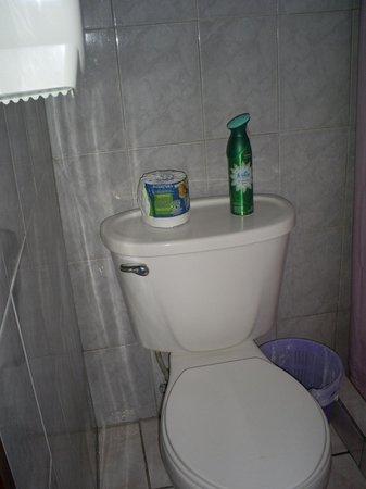 Hospedaje Don Wilfredo : Todas las habitaciones poseen baño propio.