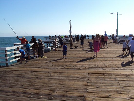 Pismo Fish Chips Seafood Restaurant Beach Pier