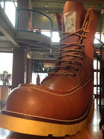 Red Wing Boots Factory Store