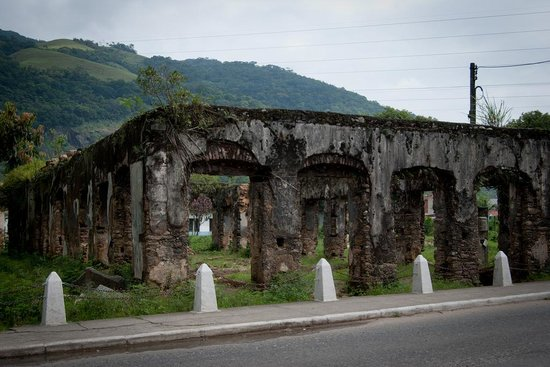 Imperial ruins of Povoado do Saco