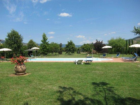 Agriturismo Villa Rosa: outside