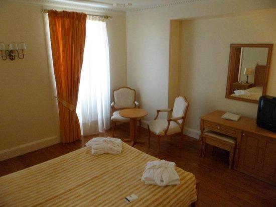 Hotel Quinta Bela Sao Tiago: Habitación 220