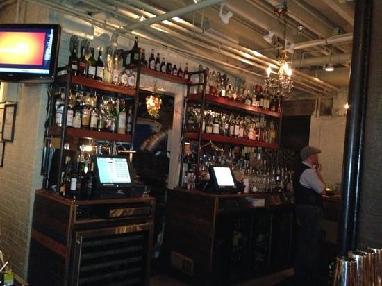 The Beehive: Lower Bar