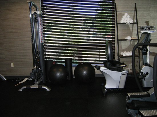Viejas Casino & Resort: Gym
