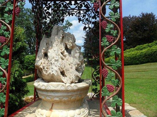 Naumkeag : The philospher's stone in the pagoda