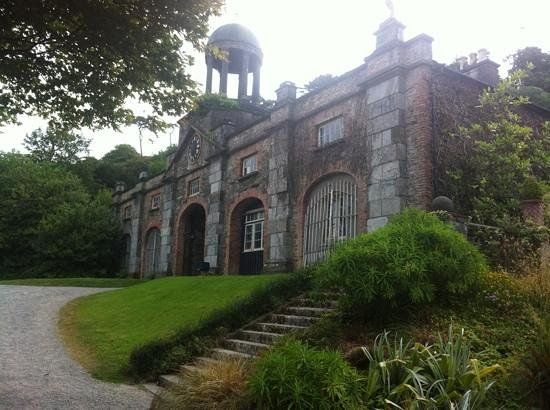 Bantry House B&B: taken from the house