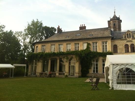 Hotel Chateau d'Aubry