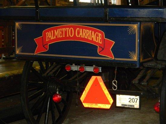 Palmetto Carriage Works: Palmetto Carriage