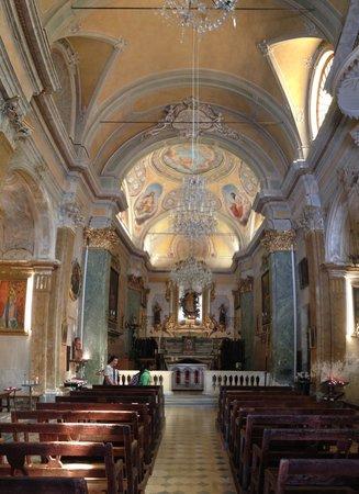 Eglise Notre Dame de l'Assomption : inside