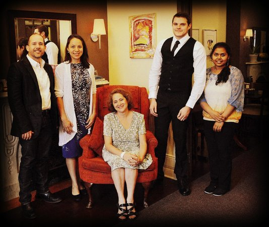 Hotel Montreal Espace Confort: Meet our welcoming team !