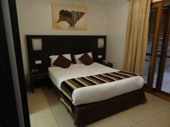 Hotel U Ricordu : chambre