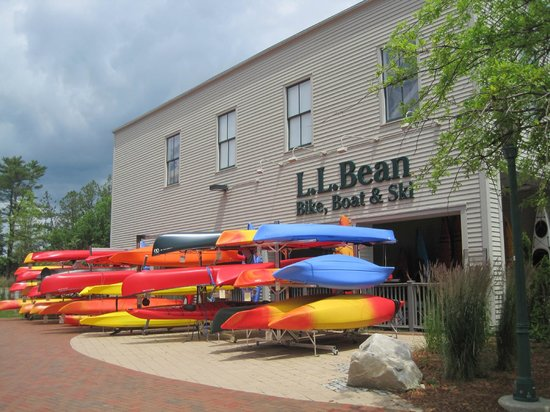‪L.L. Bean Outdoor Discovery School‬