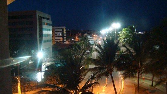 Jatiuca Hotel & Resort: Vista noturna