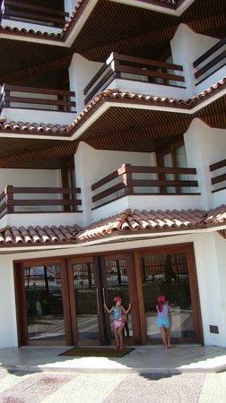 Jatiuca Hotel & Resort: Vista do Flat