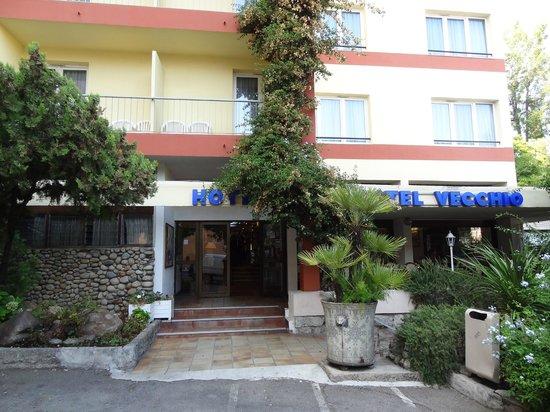 Hotel Castel Vecchio: Entrée de l'hôtel